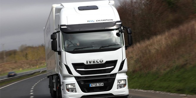 Axis Fleet Management announces GBP 11m investment in new IVECO Stralis fleet