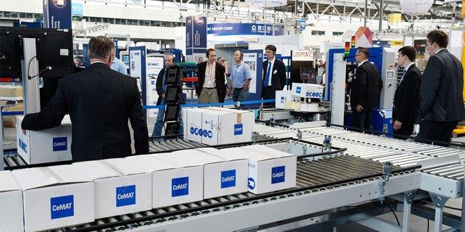 CeMAT shines spotlight on Logistics 4 applications