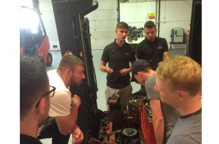 F-TEC confirmed as one stop shop for forklift apprentices