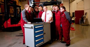 Linde MH receives record number of apprenticeship applications