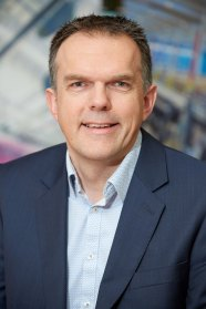 Simon Cooper, Business Solutions Sales Director, Dematic Northern Europe