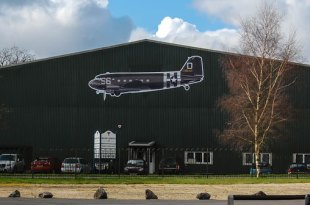 Walker Logistics to bring iconic WW2 aircraft home