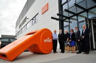 Whistl opens Bolton super depot