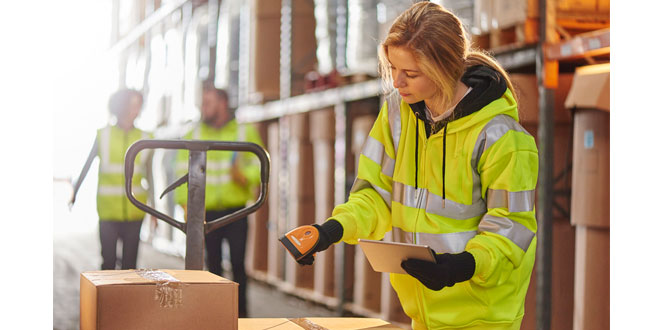 A new breed of warehouse technology