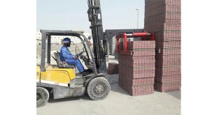 B&B Attachments provide Handling Solutions to Emirates Concrete Manufacturer