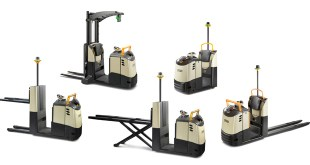 Crown extends popular QuickPick Remote Technology to other forklift models and applications