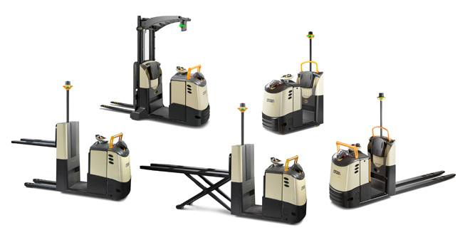 Crown extends popular QuickPick® Remote Technology to other forklift models and applications