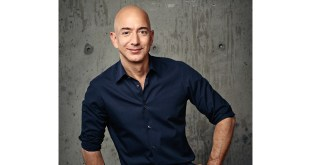 Jeff Bezos to be inducted into World Pantheon of Logistics