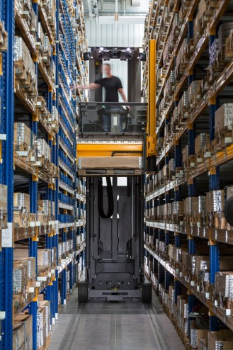 Jungheinrich Warehouse Management System