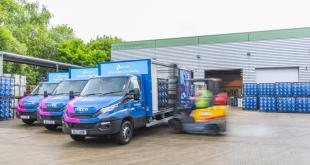 Waterlogic refreshes its fleet with Fraikin