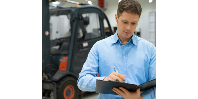 AITT - Tougher new test for fork lift operators comes into force