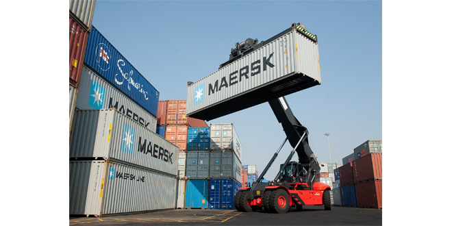 Maersk joins BoxTech container database