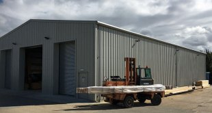 SMART-SPACE COMPLETES NEW I-BEAM PRODUCTION FACILITY FOR BOLT BUILDING SUPPLIES