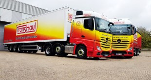 Cartwright Trailers a Preferred Supplier to Trans Haul