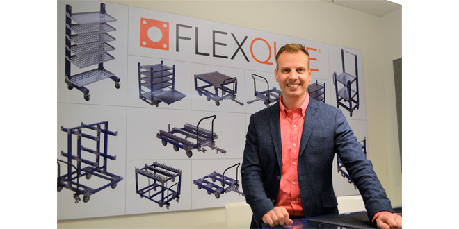 FlexQube receives order from Volvo Car US Operations