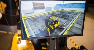 Hyster Simulator - Training and forklift simulation a match made in the warehouse