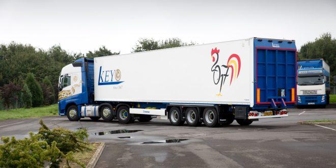 Krone raises transport solution bar as Keyo enters 50th year