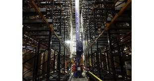 Daifuku completes complex crane project for Trinity Mirror plc