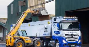 Mercedes-Benz Safety Pack delivers a premium bonus for Quinns Transport
