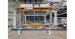 STEEL COMPANY INSTALLS Kasto HIGH DENSITY STORAGE SYSTEM