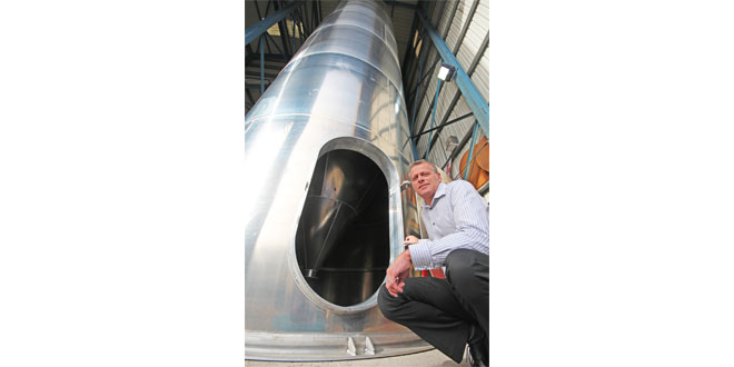Barton Fabrications celebrates 35 years
