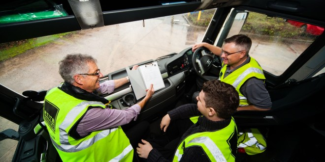 "LGV Driving Assessors ""Often Overlooked"", warns RTITB"