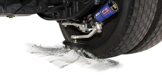 RUD Automatic Snow Chains keep your vehicles moving & driver's safe this winter