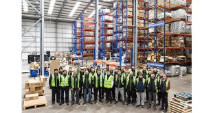 Sports Supplier Warehouse Workers Score Qualifications Success