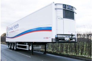 FOWLER WELCH ORDERS DUAL TEMP FRIDGE TRAILERS FROM CARTWRIGHT