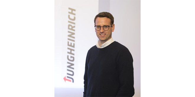 Jungheinrich UK welcomes new Managing Director