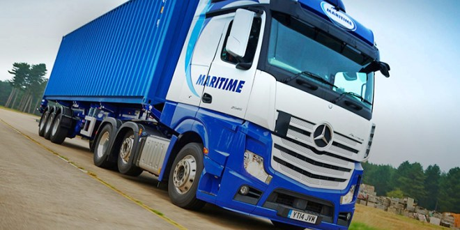 Maritime Transport upgrades and extends Microlise fleet technology