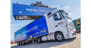 P&O FERRYMASTERS ACHIEVES INTERNATIONAL RECOGNITION