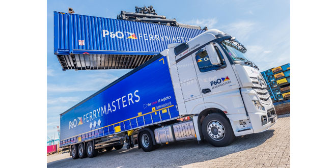 P&O Ferrymasters achieves international recognition for secure transportation of theft attractive goods