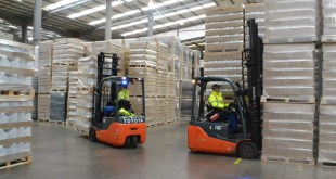RPC Containers take proactive approach to safety with Toyota Material Handling