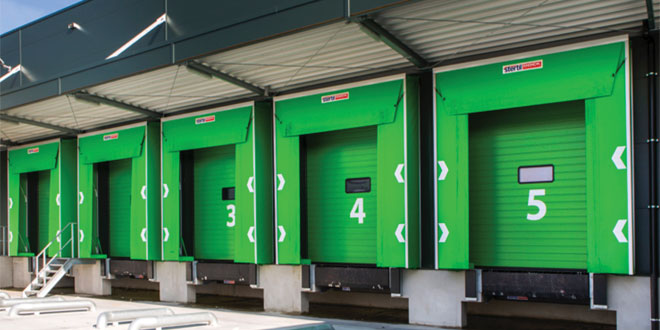 STERTIL DOCK PRODUCTS LAUNCHES COLOURED DOCK SHELTERS 3