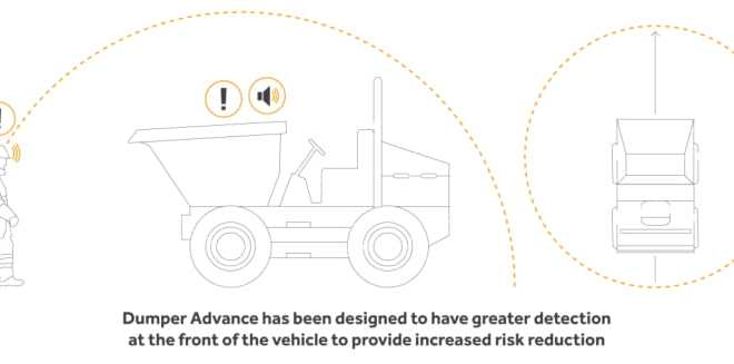 SiteZone Dumper Advance Illustration-1