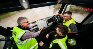 Successful First Year for National Register of LGV Instructors