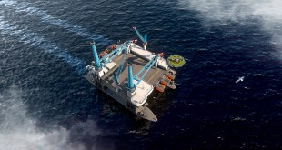 CMR WINS KONGSBERG SEMI-SUBMERSIBLES CCTV CONTRACT