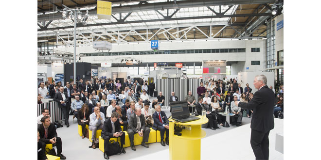 CeMAT 2018 Knowledge platform for logistics providers and supply chain managers
