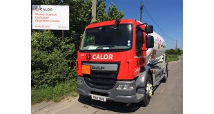 Cooking on gas TruTac helps keeps Calor fleet safe and compliant