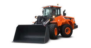 Doosan To Launch New DL280-5 Wheel Loader at Intermat