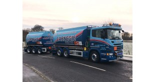 Fuel steam ahead for Scottish oil delivery company