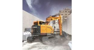 Hyundai Construction Equipment launches the brand new HX130 LCR crawler excavator