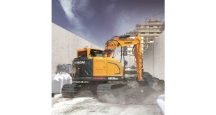 Hyundai Construction Equipment launches the brand-new HX130 LCR crawler excavator