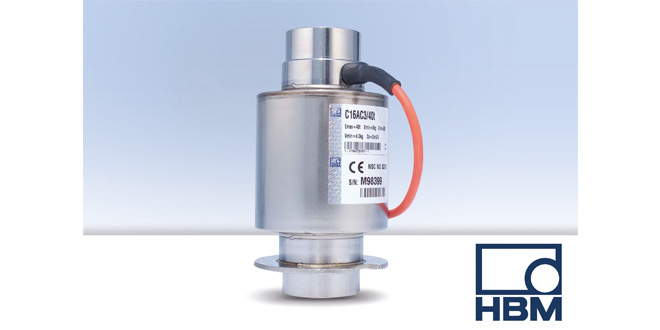 New intelligent C16i load cell from HBM has all the answers!