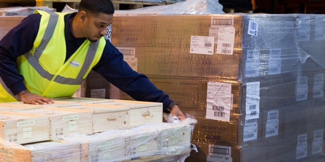 Pernod Ricard UK awards new six-year contract to Wincanton