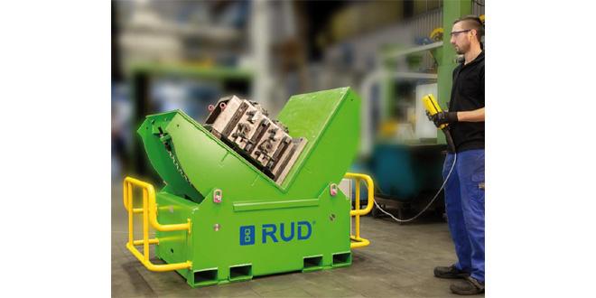 RUD Tool-Mover Offers Impressive Handling Range 10-64 Tonnes