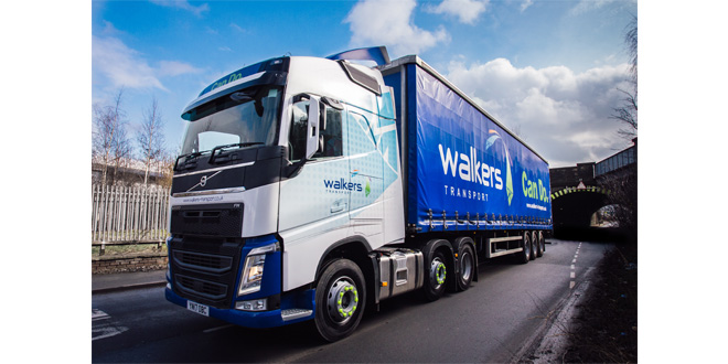 WALKERS Transport NEW DRIVER TRAINING INITIATIVE GAINS OFFICIAL APPROVAL
