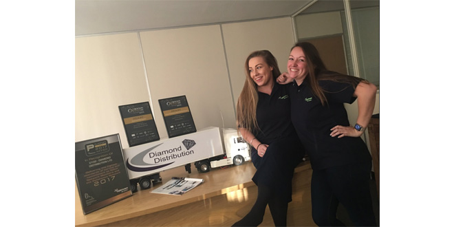 DIAMOND DISTRIBUTION CELEBRATES FIVE YEARS IN BUSINESS WITH MAJOR GROWTH