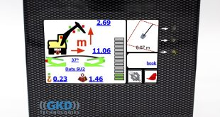 GKD Technologies upgrade 2RCi load indicator to include a virtual wall function